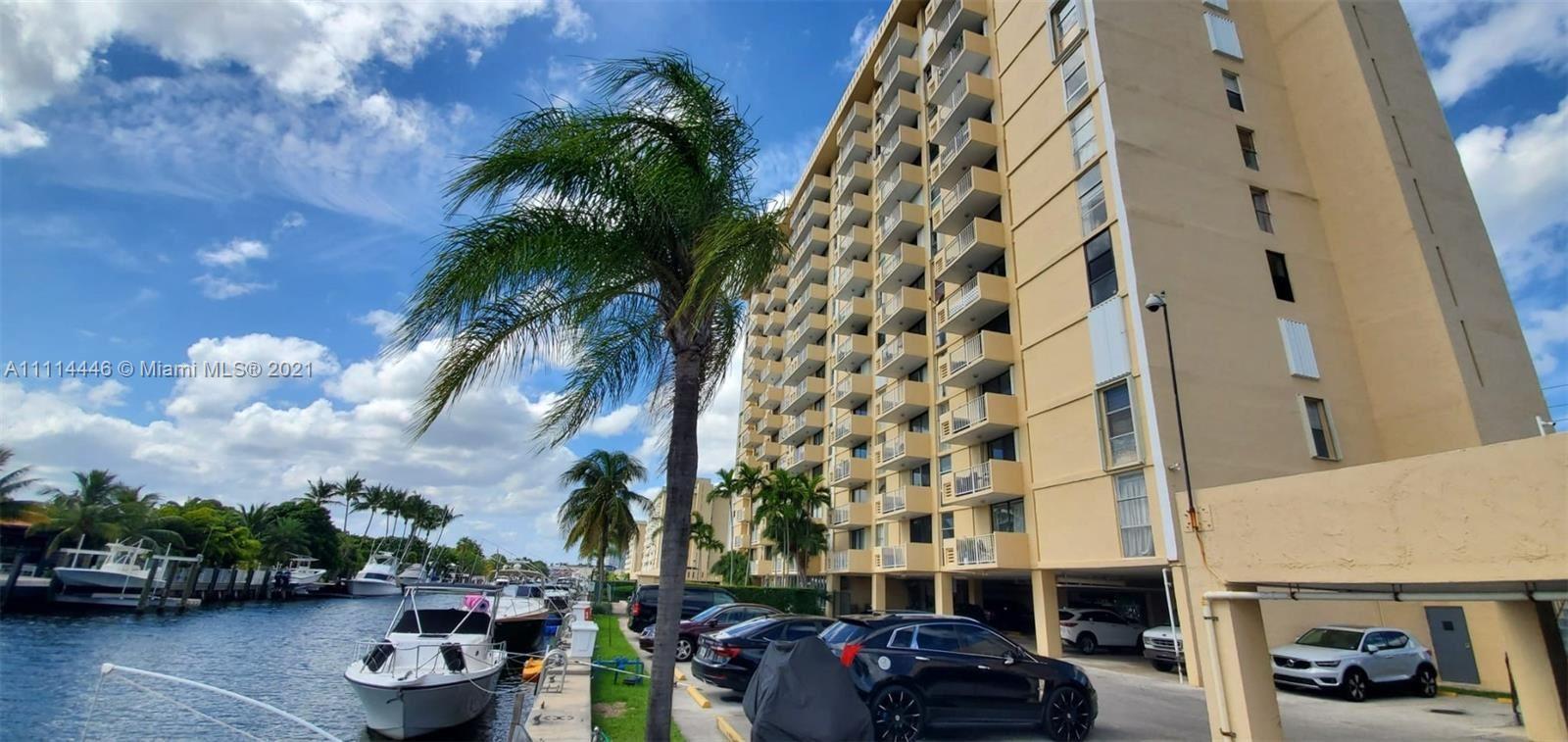 Photo of 2350 NE 135th St #1512, North Miami, FL 33181 (MLS # A11114446)