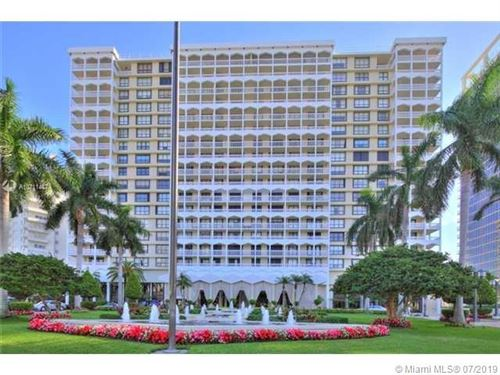 Photo of 9801 Collins Ave #14T, Bal Harbour, FL 33154 (MLS # A10711447)