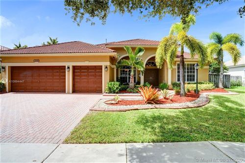 Photo of Listing MLS a10894447 in 12836 NW 22nd Mnr Pembroke Pines FL 33028