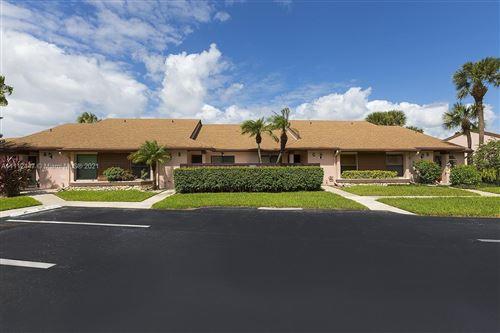 Photo of 8721 W Boca Glades Blvd W #B, Boca Raton, FL 33434 (MLS # A11112447)