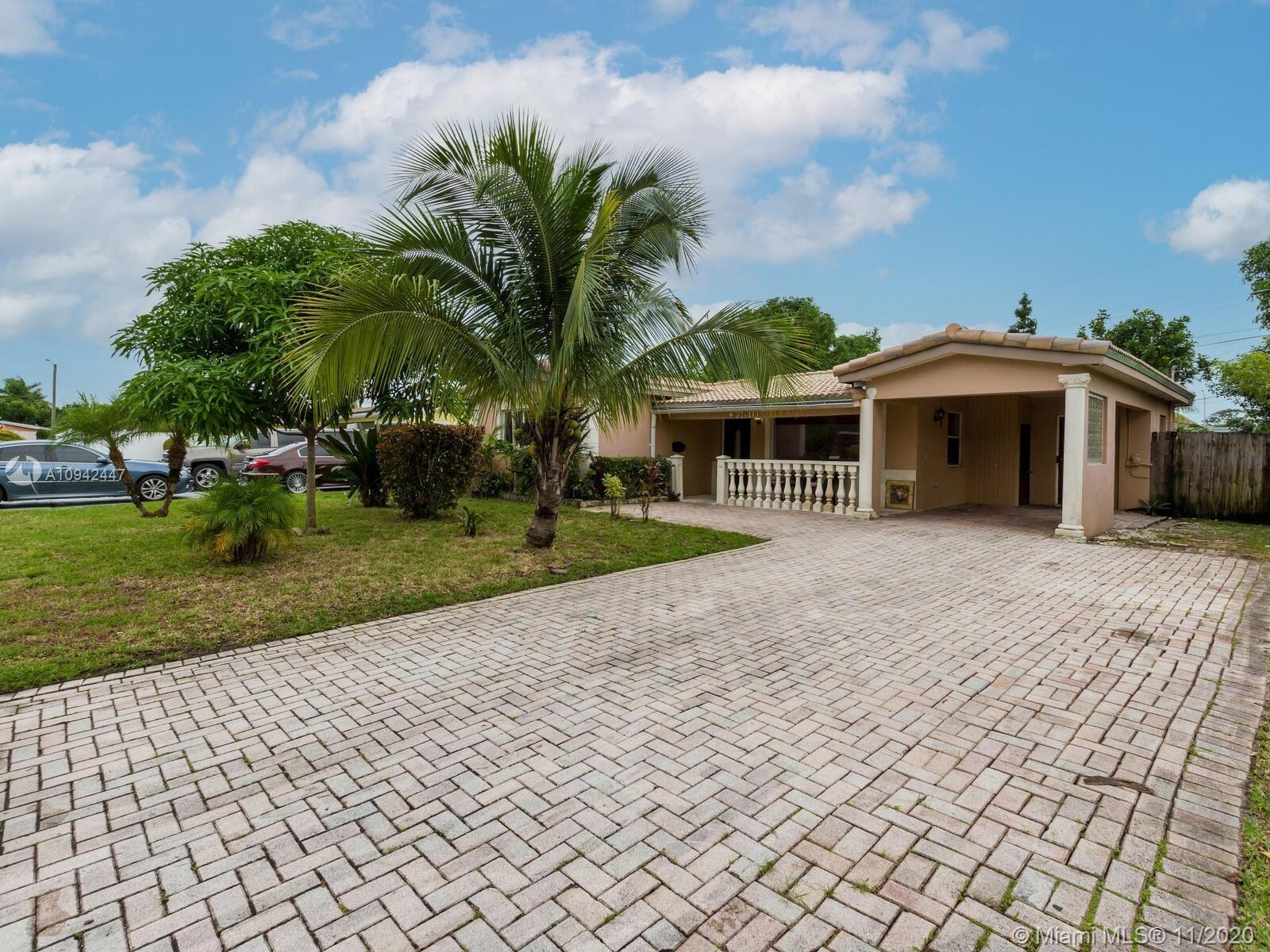 Photo of 7510 Juniper St, Miramar, FL 33023 (MLS # A10942447)