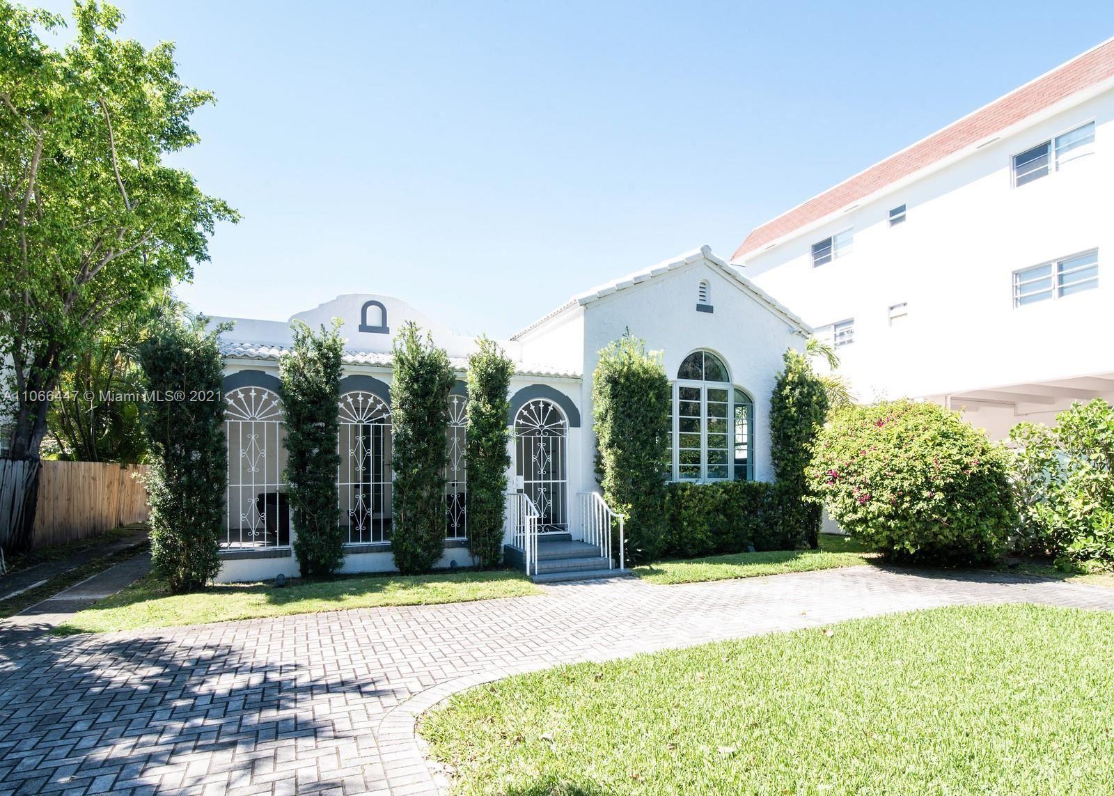 1836 Jefferson Ave, Miami Beach, FL 33139 - #: A11066447