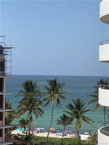 Photo of 5161 Collins Ave #802, Miami Beach, FL 33140 (MLS # A10553448)