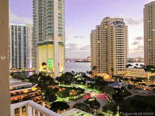 Foto de inmueble con direccion 701 Brickell Key Blvd #1210 Miami FL 33131 con MLS A10714448