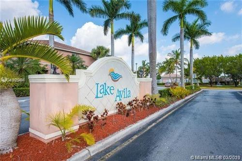 Photo of Listing MLS a10822448 in 6957 SW 164th Ct Miami FL 33193