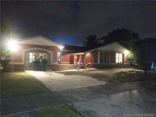 Photo of 16110 SW 107th Pl, Miami, FL 33157 (MLS # A10933448)
