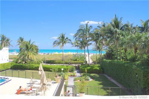 Photo of 1623 Collins Ave #218, Miami Beach, FL 33139 (MLS # A10946448)