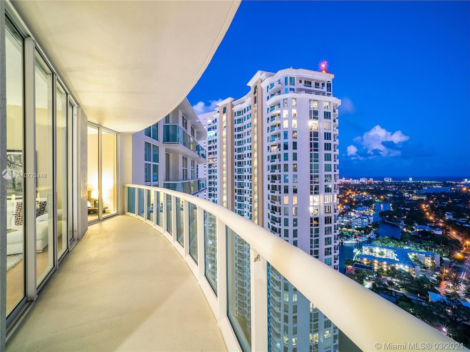 347 N New River Dr E #3101, Fort Lauderdale, FL 33301 - #: A10770448