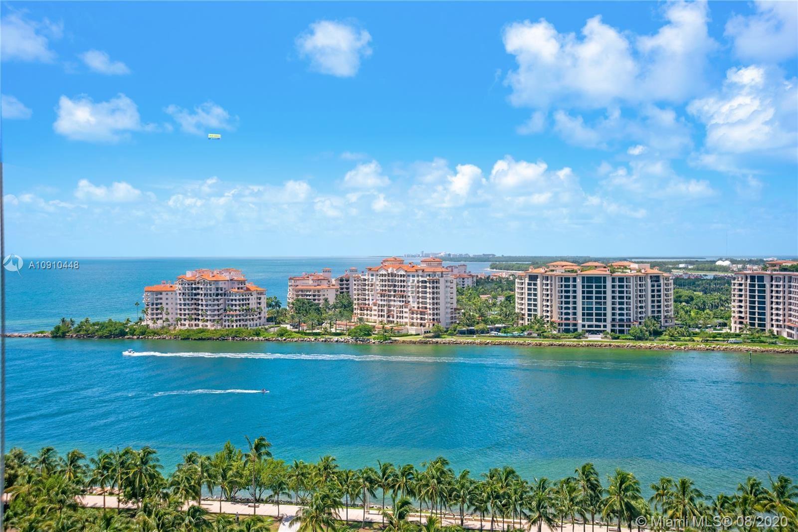 300 S Pointe Dr #1801, Miami Beach, FL 33139 - #: A10910448