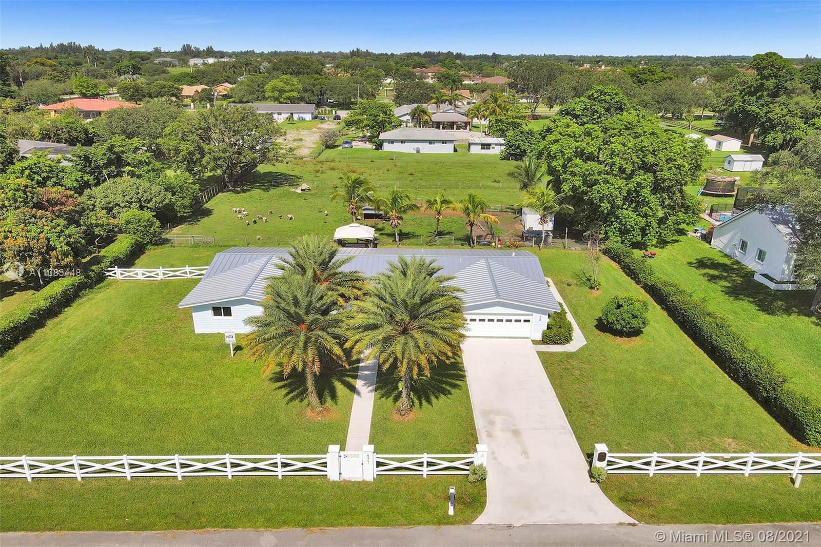 5901 SW 163rd Ave, SouthWest Ranches, FL 33331 - #: A11083448