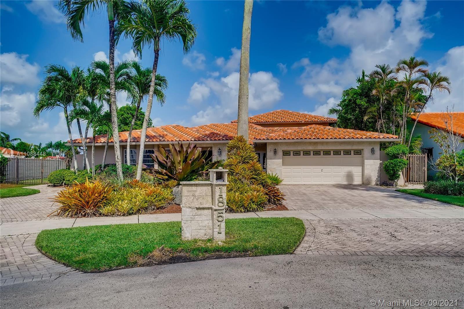 1851 SW 126th Ct, Miami, FL 33175 - #: A11088448