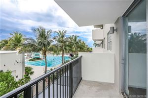 Photo of Listing MLS a10692449 in 9273 Collins Ave #208 Surfside FL 33154