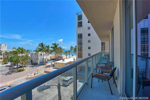 Photo of 777 N Ocean Dr #N305, Hollywood, FL 33019 (MLS # A10876449)