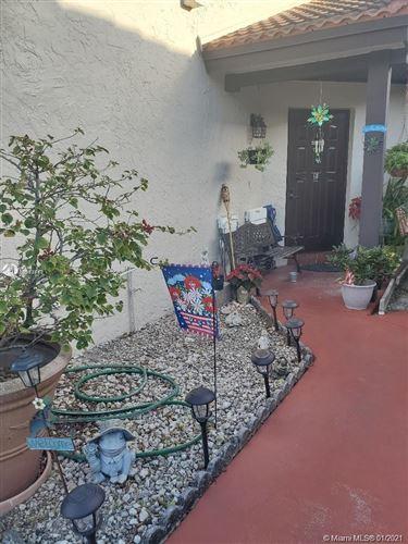 Photo of 15252 SW 46th Ln #ER68, Miami, FL 33185 (MLS # A10982449)