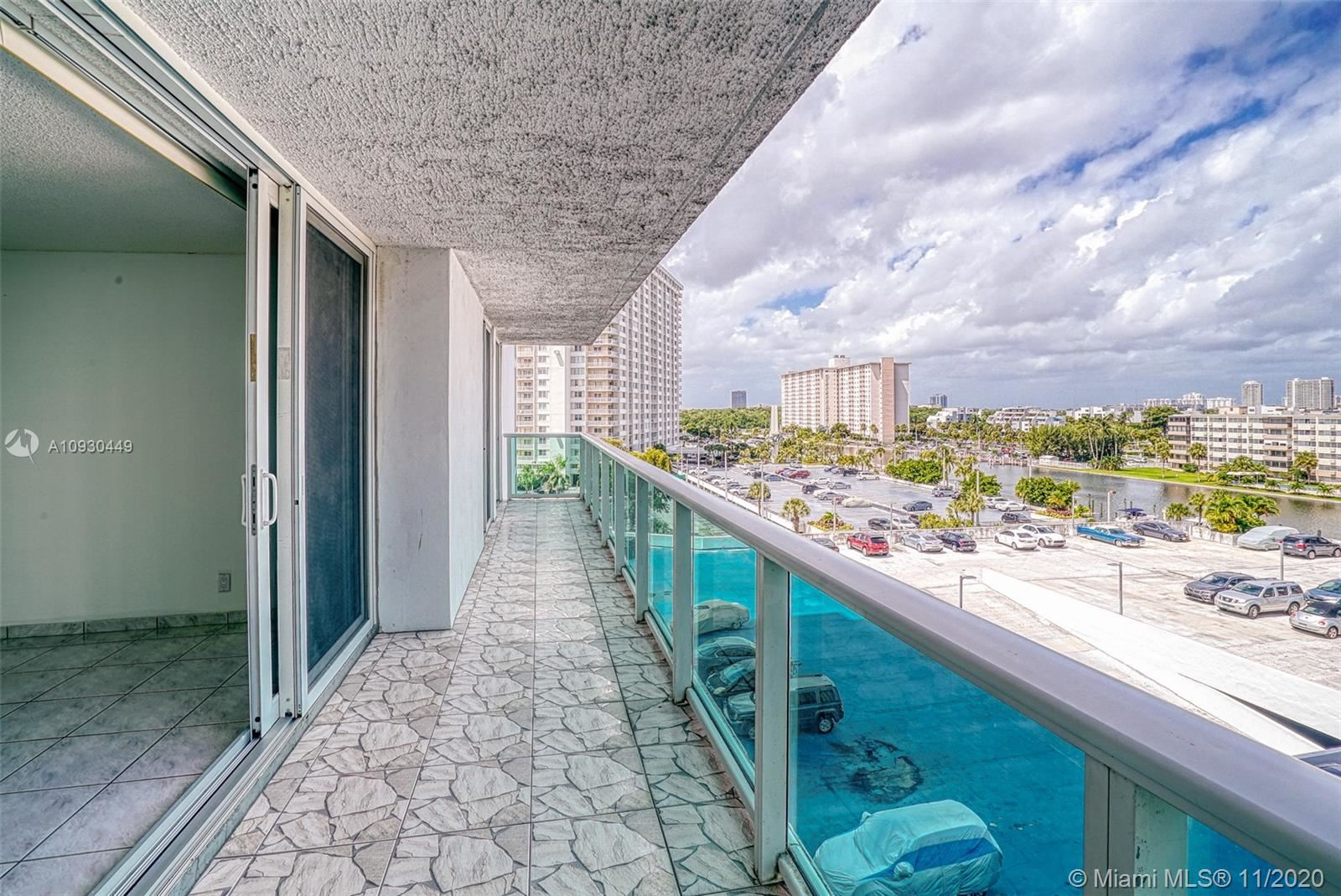 Photo of 100 Bayview Dr #628, Sunny Isles Beach, FL 33160 (MLS # A10930449)