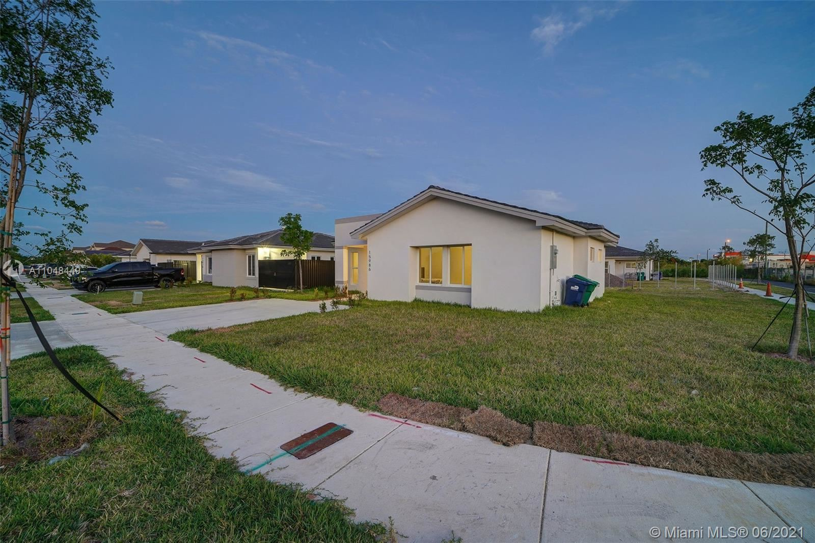 15986 SW 307th Ter, Homestead, FL 33033 - #: A11048449