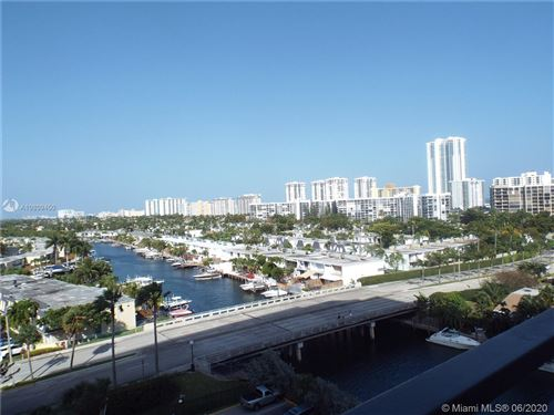 Photo of Listing MLS a10809450 in 2500 Parkview Dr #907 Hallandale FL 33009