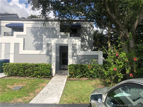 Photo of 2327 SW 82nd Way #2327, North Lauderdale, FL 33068 (MLS # A10904450)