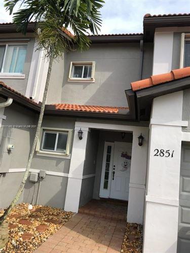 Photo of 2851 SW 129th Way, Miramar, FL 33027 (MLS # A11117450)