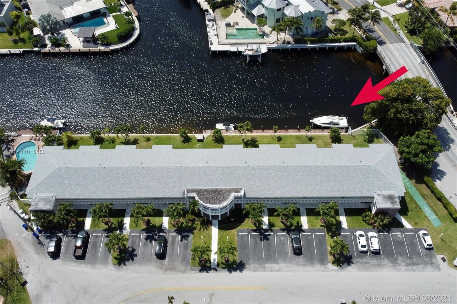 1100 Pine Dr #201, Pompano Beach, FL 33060 - #: A11015450