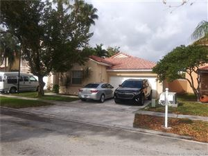 Photo of 4830 SW 153rd Ter, Miramar, FL 33027 (MLS # A10636451)