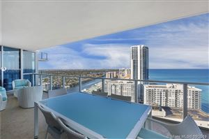 Photo of 3101 S Ocean Dr #2703, Hollywood, FL 33019 (MLS # A10688451)