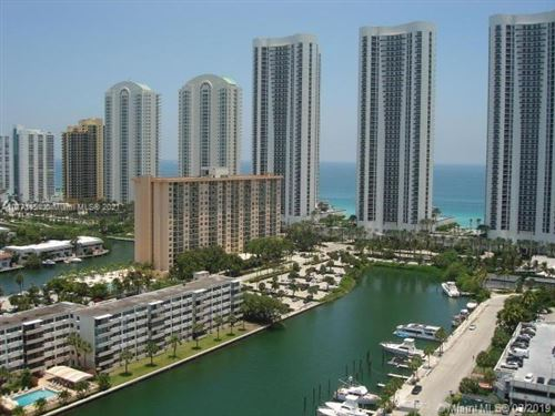 Photo of 300 Bayview Dr #2001, Sunny Isles Beach, FL 33160 (MLS # A10773451)