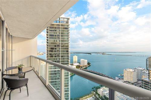 Photo of 485 Brickell Ave #4709, Miami, FL 33131 (MLS # A10929451)
