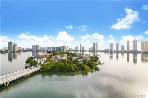 Photo of 4000 Island Blvd #805, Aventura, FL 33160 (MLS # A11018451)