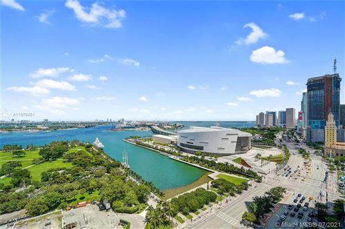 Photo of 900 Biscayne Blvd #2304, Miami, FL 33132 (MLS # A11070451)