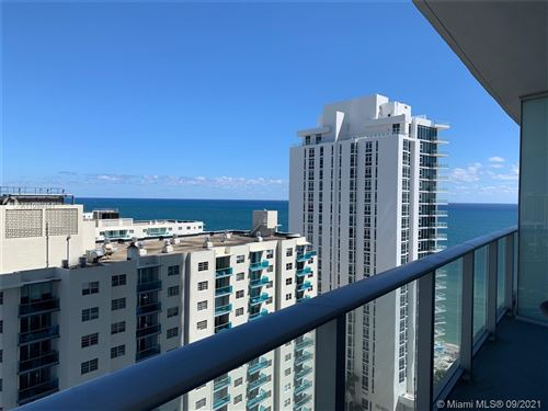 Photo of 4111 S Ocean Dr #1512, Hollywood, FL 33019 (MLS # A11098451)
