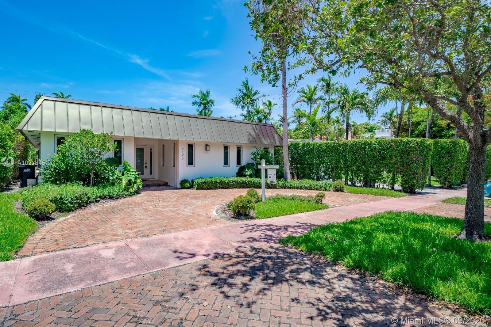 755 Lakeview Dr, Miami Beach, FL 33140 - #: A10333451