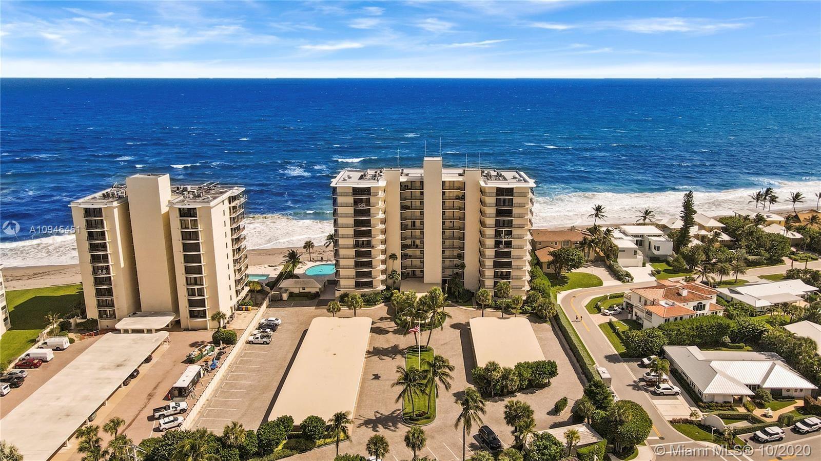 100 Beach Rd #304, Tequesta, FL 33469 - #: A10945451