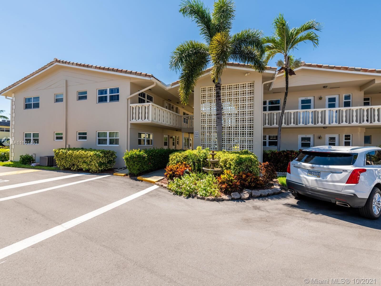 Photo of 2121 NE 42nd Ct #203C, Lighthouse Point, FL 33064 (MLS # A11101451)