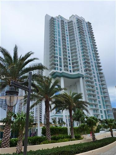 Photo of 900 Brickell Key Blvd #1702, Miami, FL 33131 (MLS # A10485452)