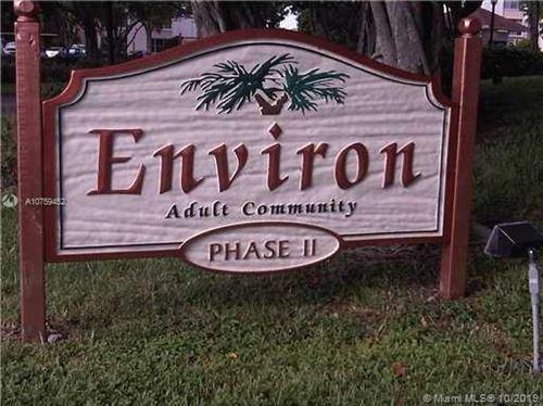 Photo of 3771 NE Environ Blvd #749, Lauderhill, FL 33319 (MLS # A10759452)