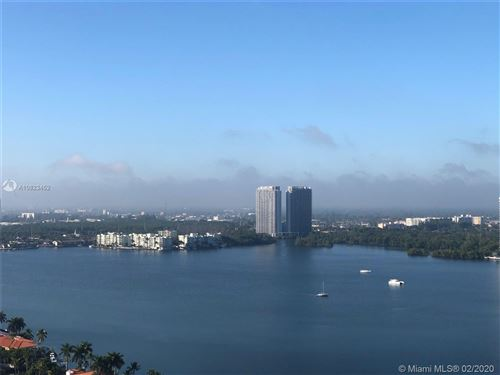 Photo of Listing MLS a10823452 in 1000 W Island Blvd #2703 Aventura FL 33160