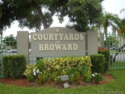 Photo of 1830 SW 81st Ave #4117, North Lauderdale, FL 33068 (MLS # A10871452)