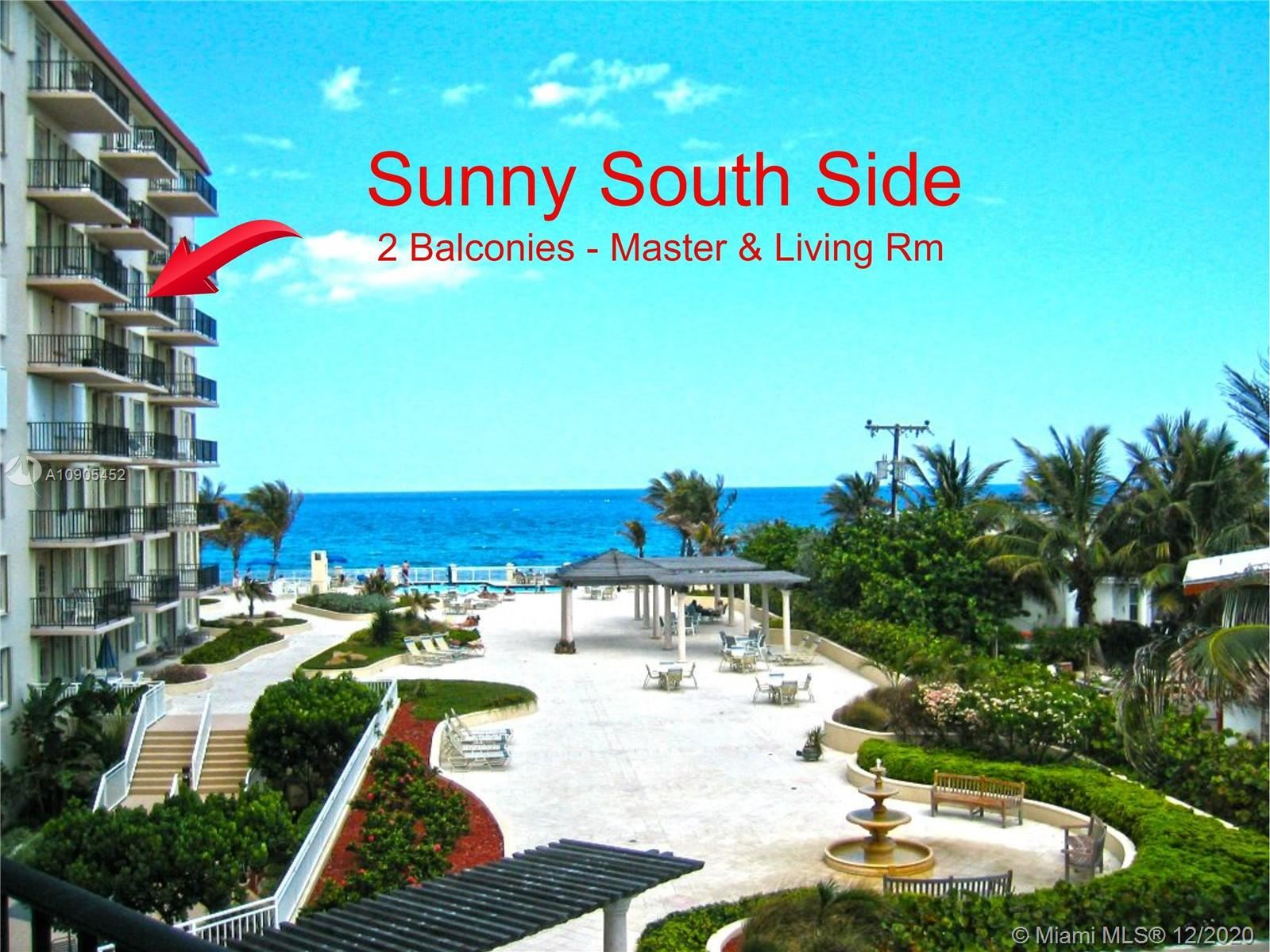 3475 S Ocean Blvd #6060, Palm Beach, FL 33480 - #: A10905452