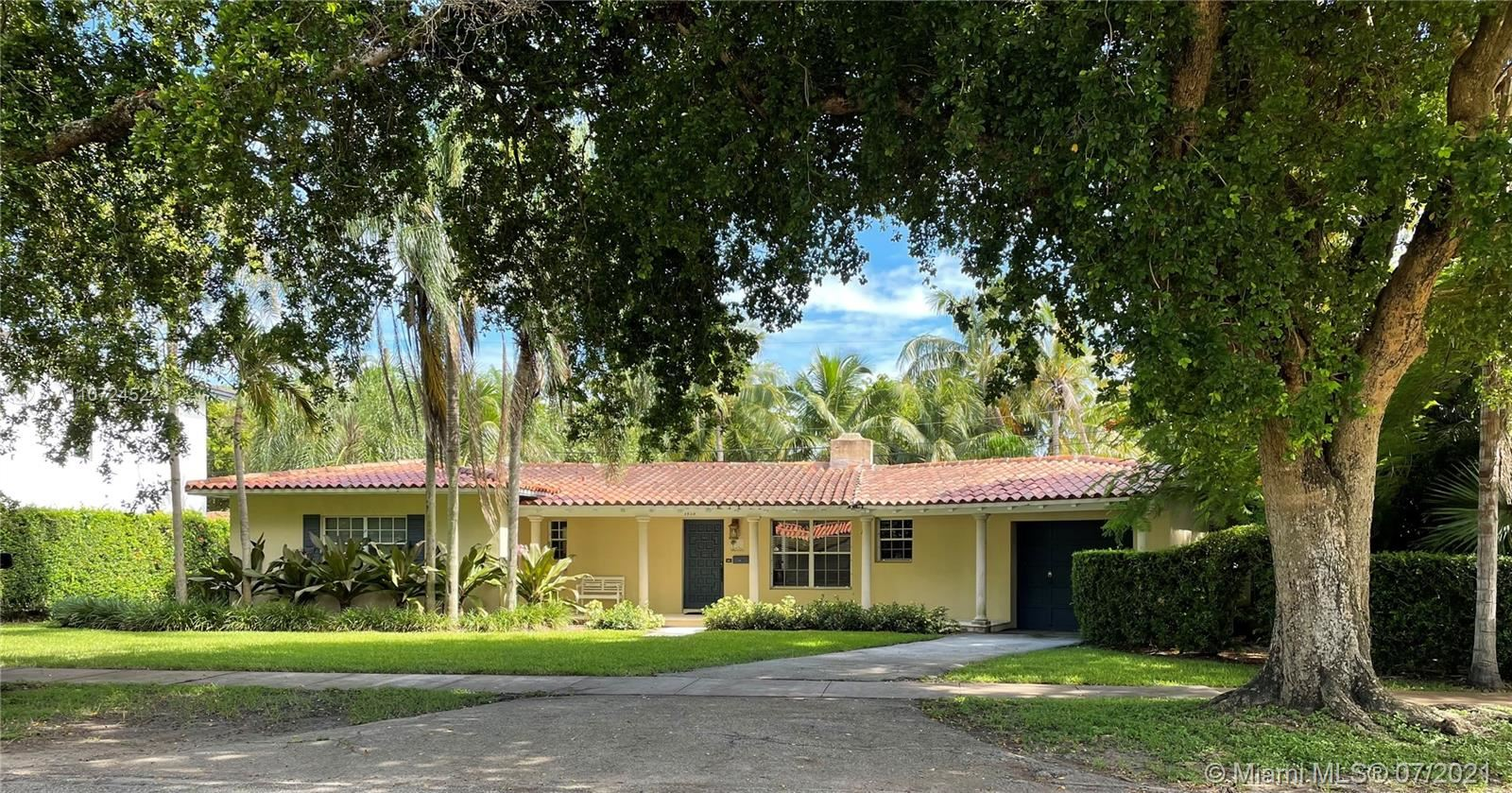 Photo of 1534 Ancona Ave, Coral Gables, FL 33146 (MLS # A11072452)