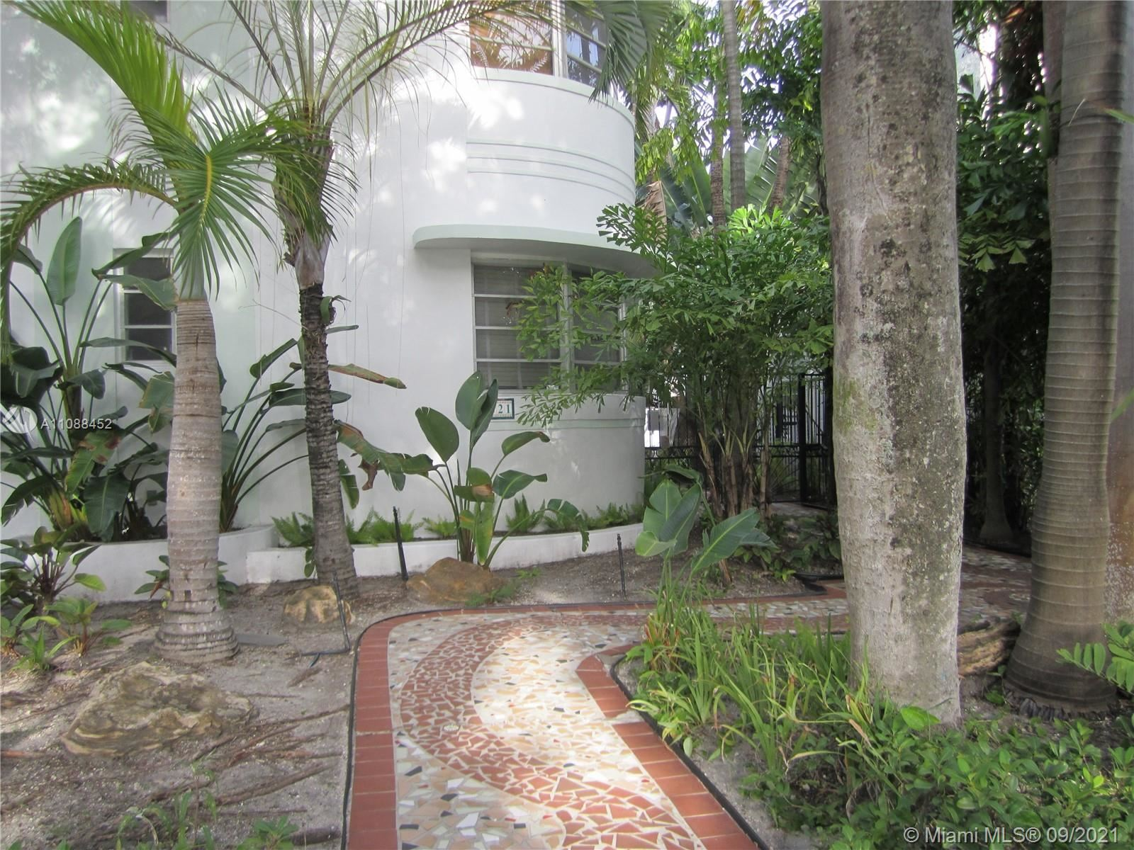 1521 Meridian Ave #102, Miami Beach, FL 33139 - #: A11088452