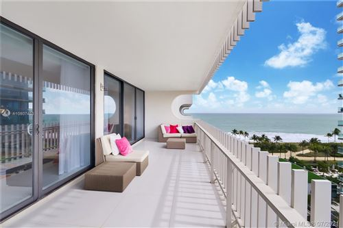 Photo of 10205 Collins Ave #705, Bal Harbour, FL 33154 (MLS # A10807453)