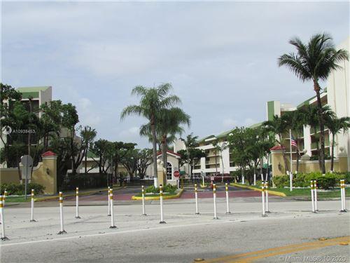 Photo of 8810 Fontainebleau Blvd #318, Miami, FL 33172 (MLS # A10938453)