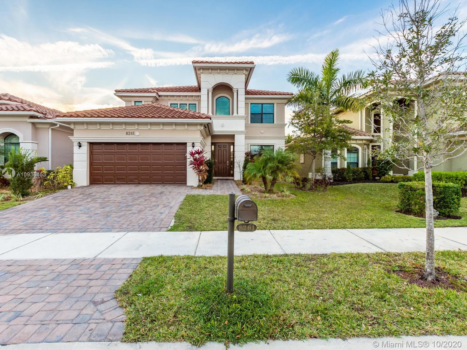 Photo of 8261 Canopy Ter, Parkland, FL 33076 (MLS # A10936453)