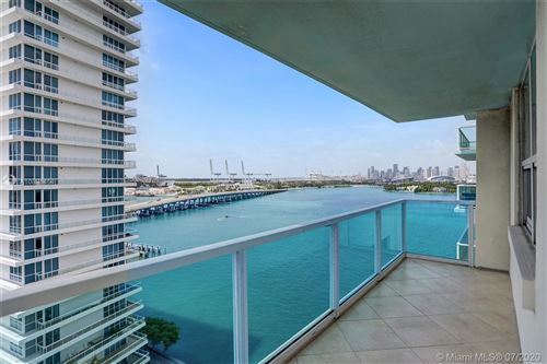 Photo of 650 West Ave #1402, Miami Beach, FL 33139 (MLS # A10891454)