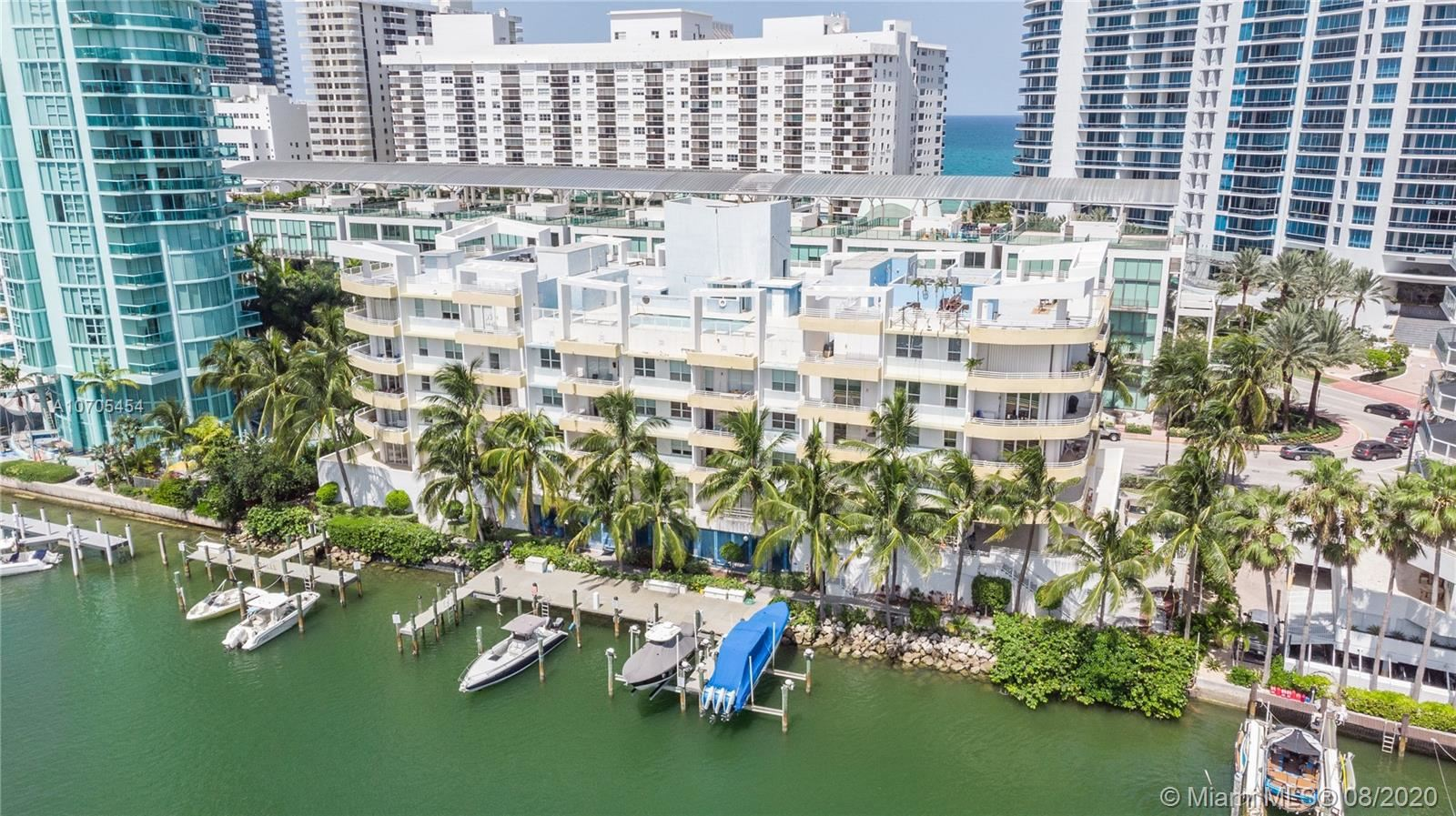 5970 Indian Creek Dr #203, Miami Beach, FL 33140 - #: A10705454