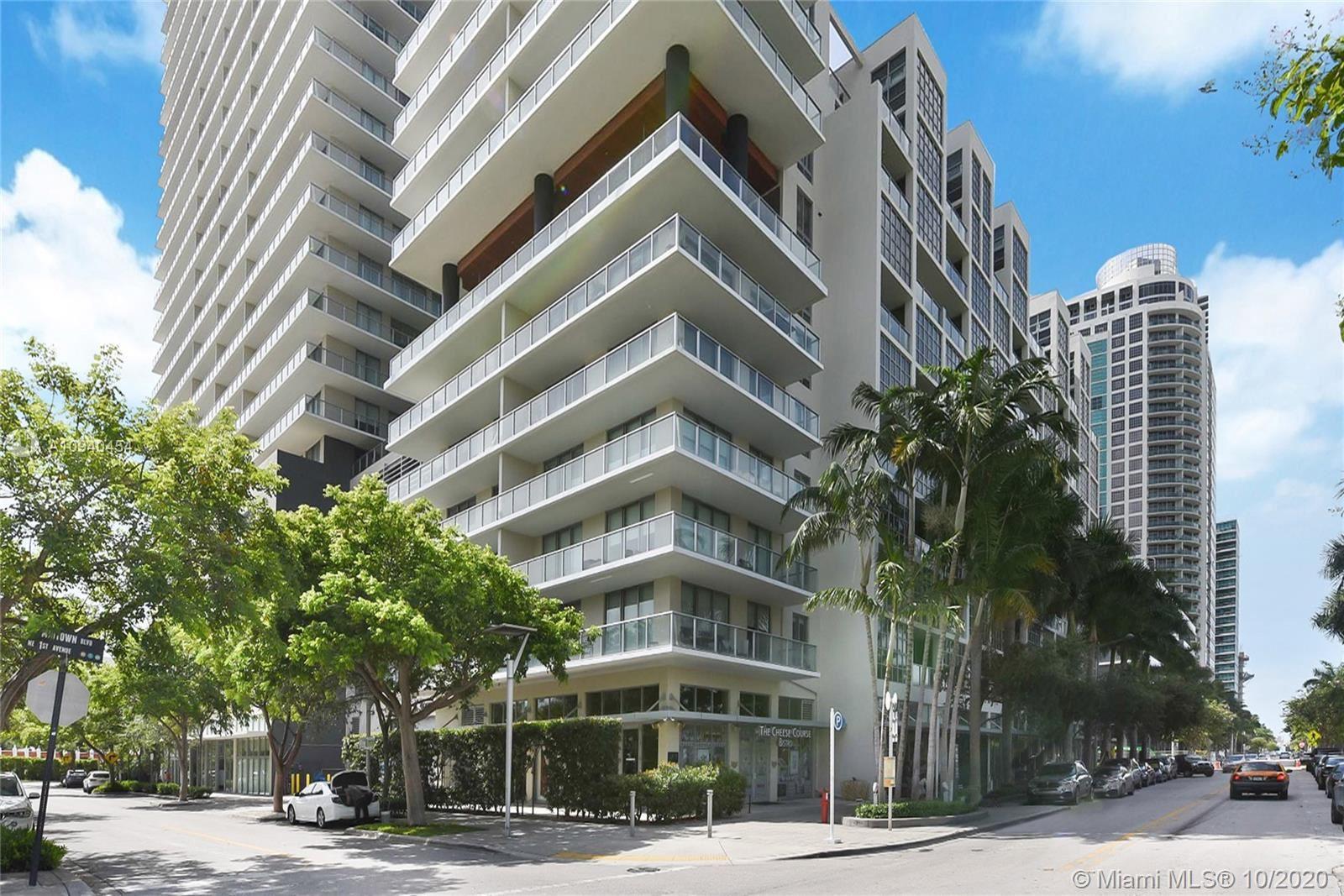 3451 NE 1st Ave #M0502, Miami, FL 33137 - #: A10940454