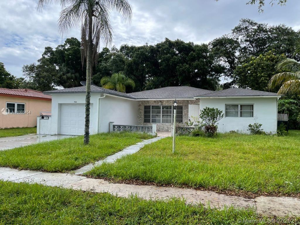 Photo of 711 SW 49th Ter, Margate, FL 33068 (MLS # A11068454)