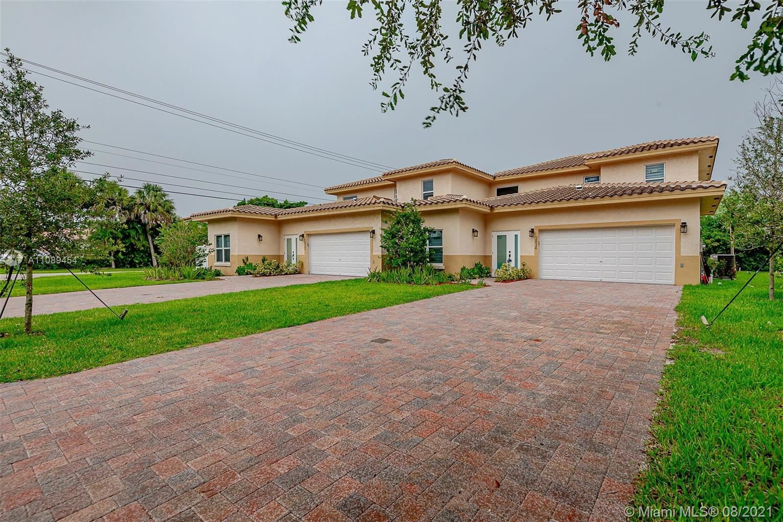 2824 NW 91st Ave, Coral Springs, FL 33065 - #: A11089454