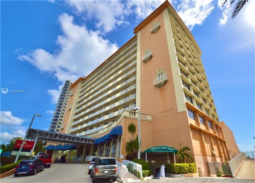 Photo of 19201 Collins Ave #533, Sunny Isles Beach, FL 33160 (MLS # A10842455)